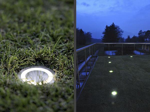 Luci da esterno martini elettromarket light srl for Luci da giardino