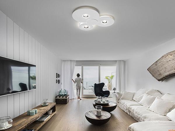 Plafoniere Per Cucine Moderne : Plafoniere moderne rimini cesenatico u lampadari soffitto camera