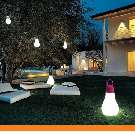 Negozio illuminazione rimini pesaro lampadari plafoniere - Luci giardino ikea ...